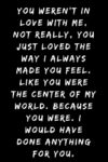 Sad In Love Breakup Quotes