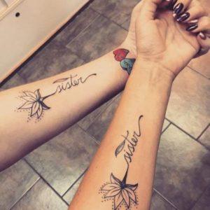 Sister-Lotus-Tattoos