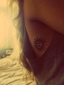 Sun-Rib-Tattoos