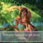 Tarzan Disney Love Quotes