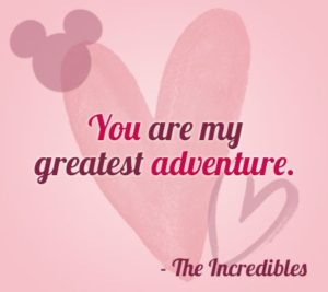 The Incredibles Disney Love Quotes