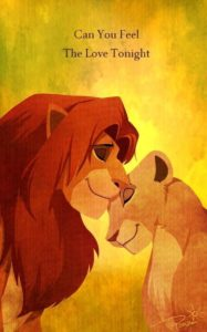 The Lion King Disney Love Quotes