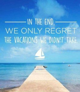 Vacation Regret Quotes