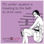 Winter Vacation Quotes