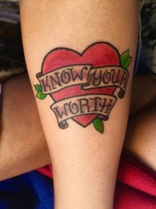 Worth-Self-Love-Tattoos