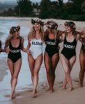 bridal bathing suits