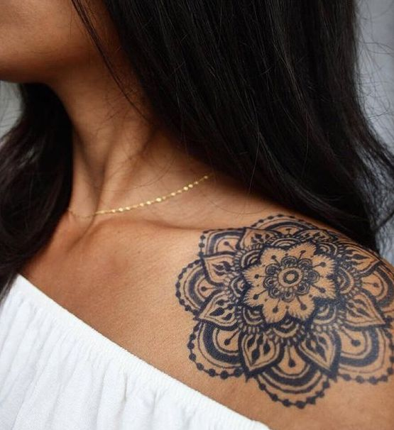 shoulder Tattoo ideas