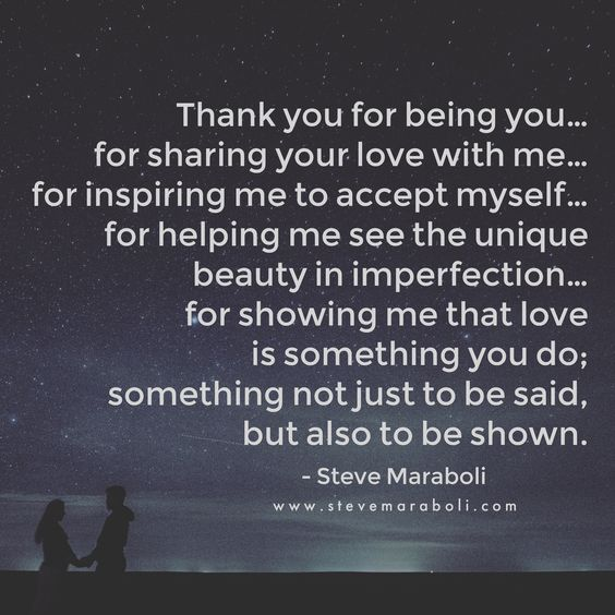 Thank You Quotes For Him | Thank You Boyfriend Quotes