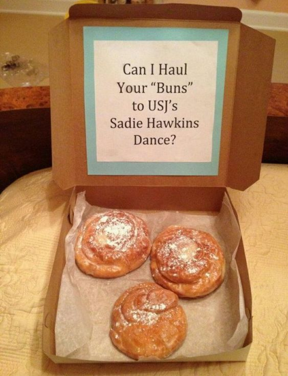 Sadies Proposals- Cute Ways to Ask a Guy to Sadies or Prom
