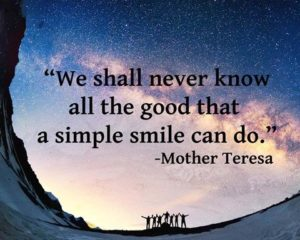 Good Smile Quote