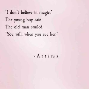 Magic Smile Quote