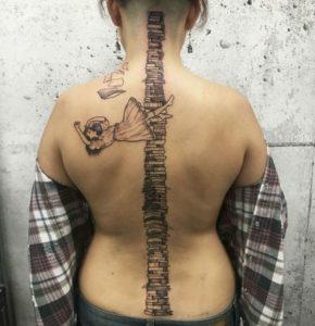 book-Spine-tattoos