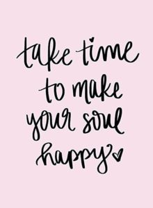 happy soul quote