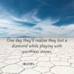 lost-a-diamond-breakup-quote
