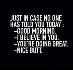 funny morning sayings