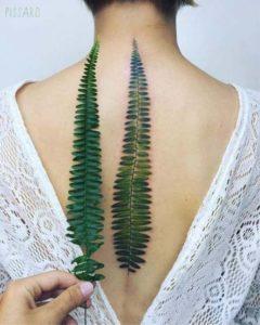 plant-spine-tattoos