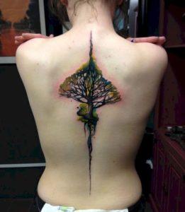 tree-spine-tattoos