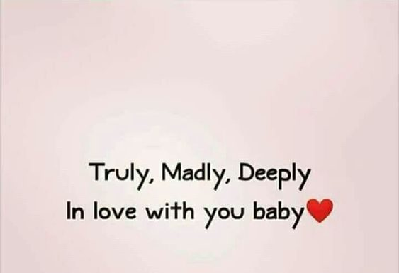 true love you so much quote