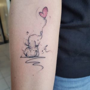 Cute-Small-Elephant-Tattoo-Designs