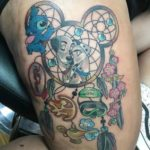 Disney-Dreamcatcher-Tattoos