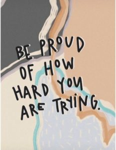 be proud mental health quote