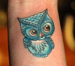 blue-owl-tattoo