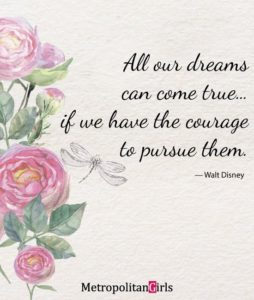 courage inspirational graduation quote