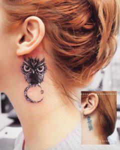 ear-owl-tattoo