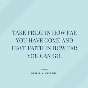 faith inspirational graduation quote