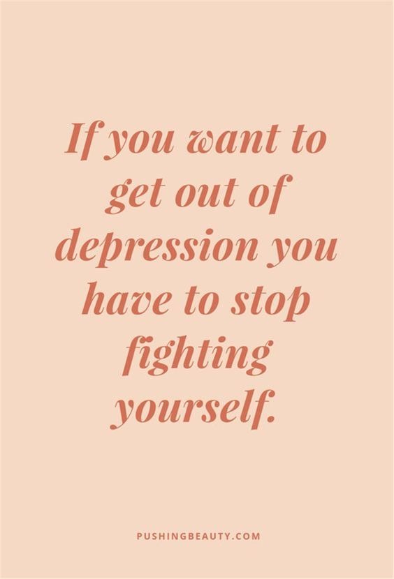 anyway inspirational depression quote