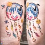 inspired-dreamcatcher-tattoos