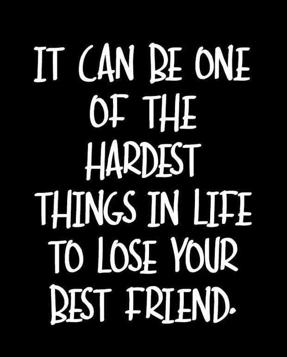 40 Sad Friendship Quotes