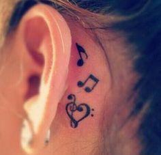 music-behind-the-ear-tattoo