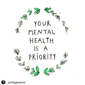 priority mental health quote