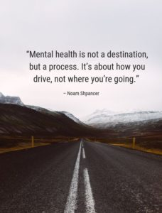 process mental health quote