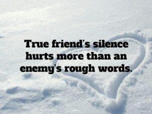 silence-sad-friendship-quote