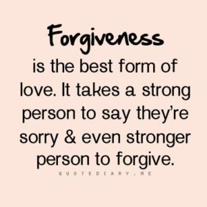 strong forgive me quote