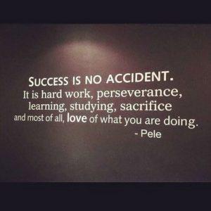 success inspirational graduation quote