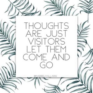 visitors inspirational anxiety quote