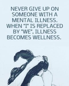 wellness mental health quote