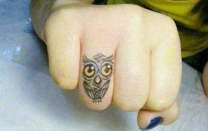 yellow-eyes-owl-tattoo